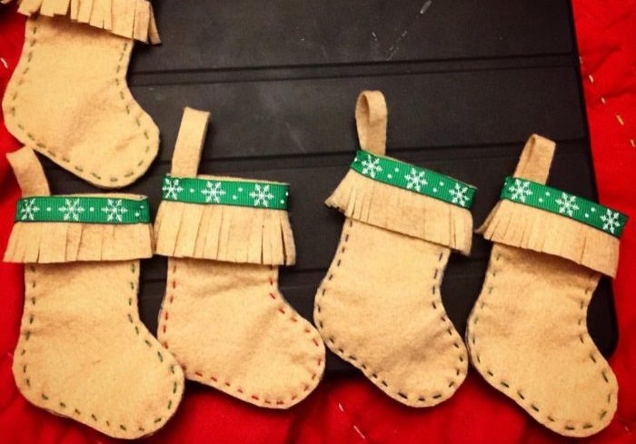 Ali's Gift Ornaments